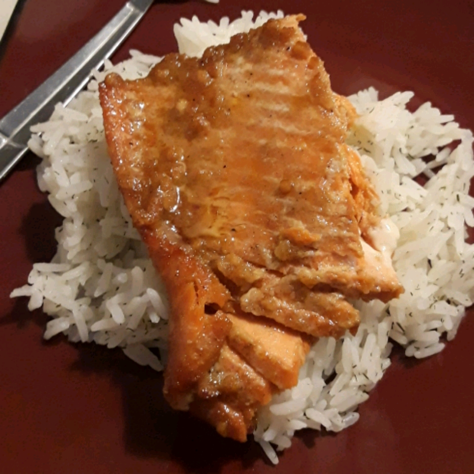 Asian Salmon Lynseey