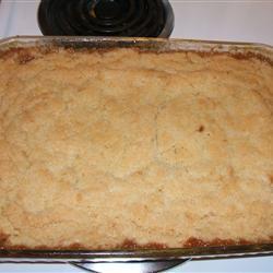 Apple Dumpling Cake Mrs. Root