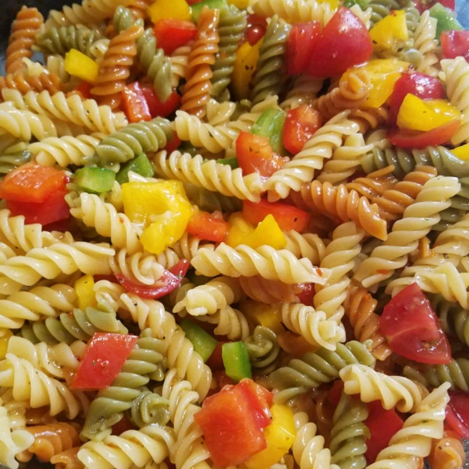 Pasta Salad Rebecca