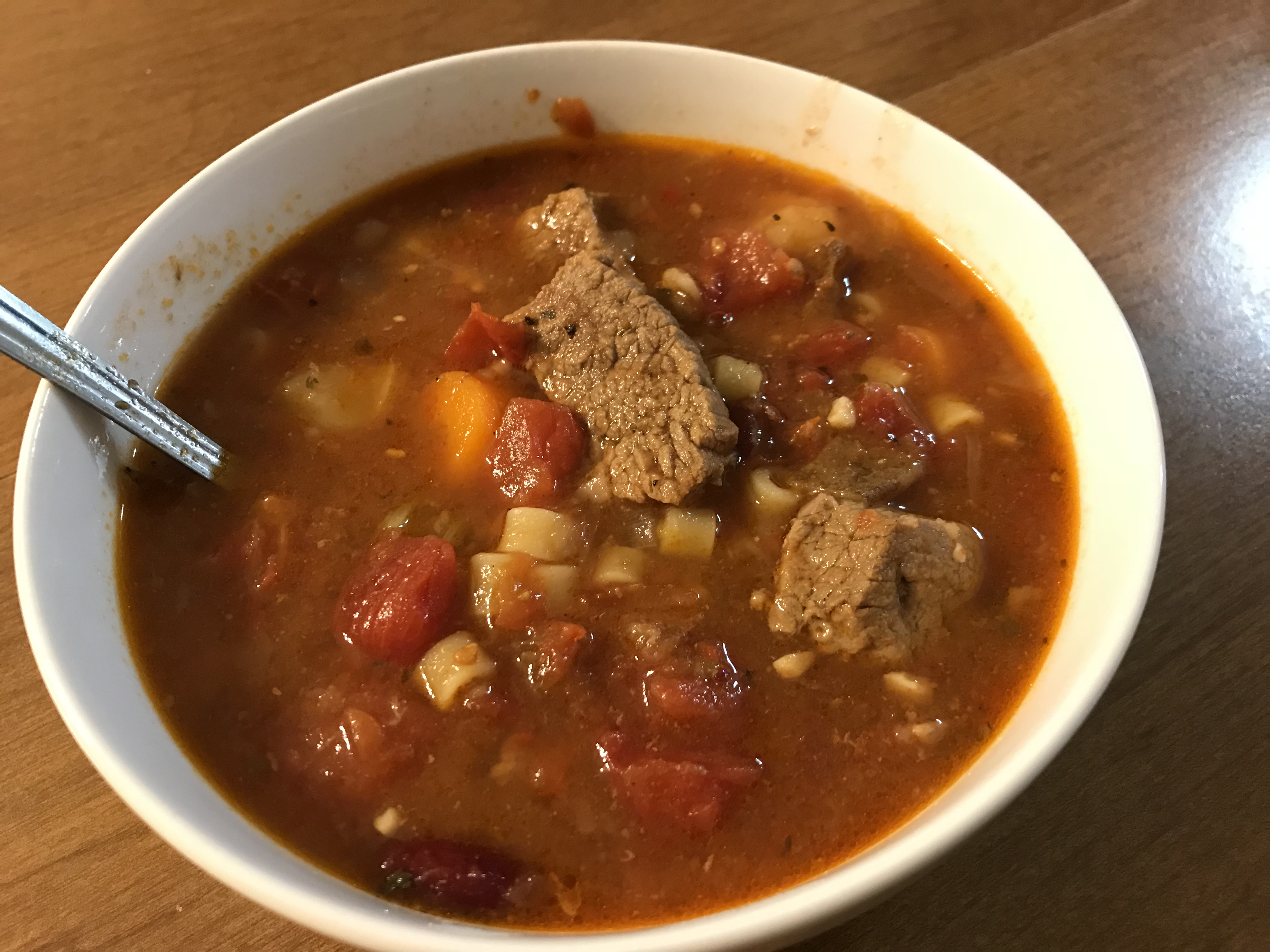 Hearty Minestrone Soup (Instant Pot®) Susan Faul