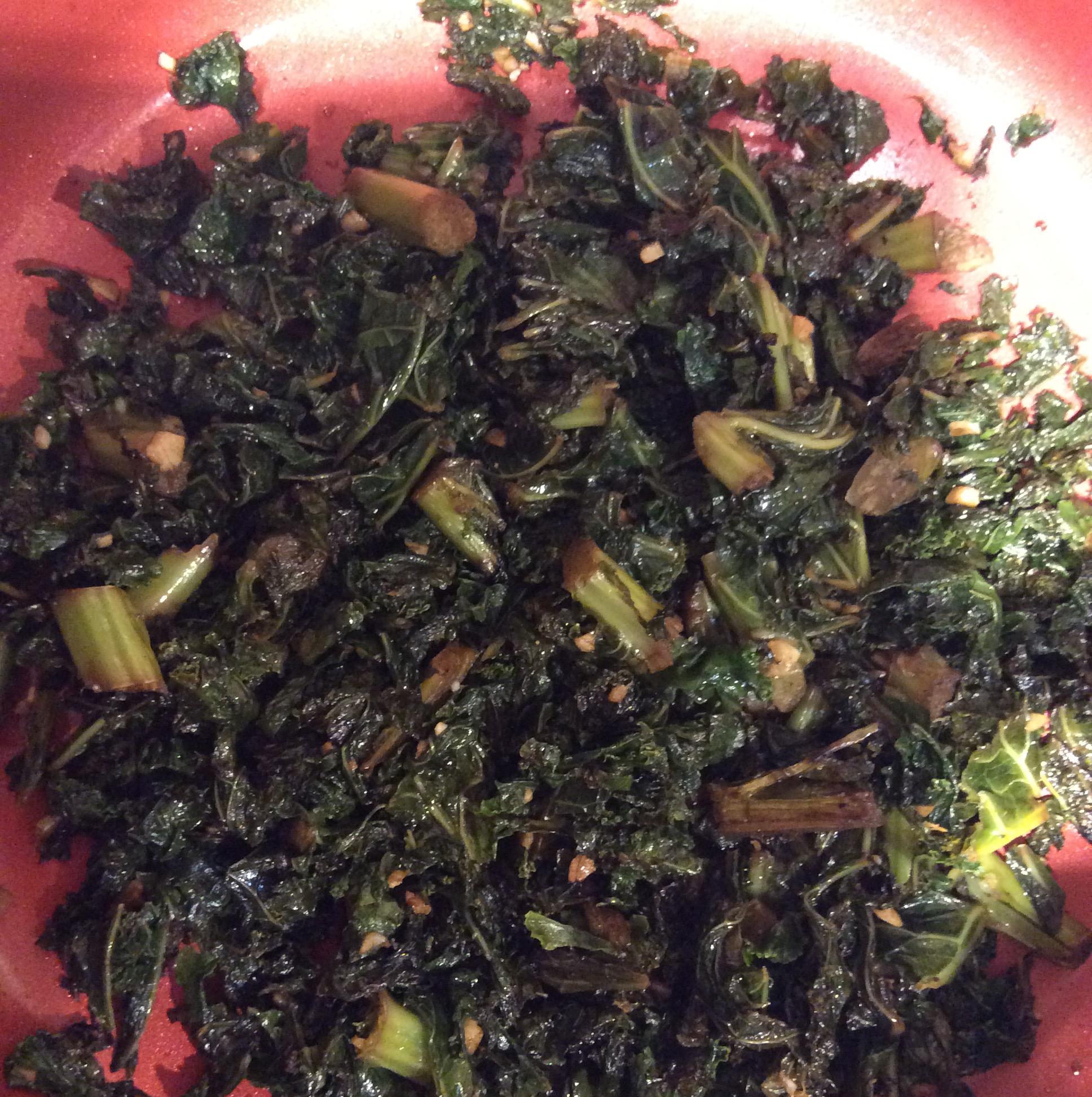 Italian Kale Brenda Snier Cook