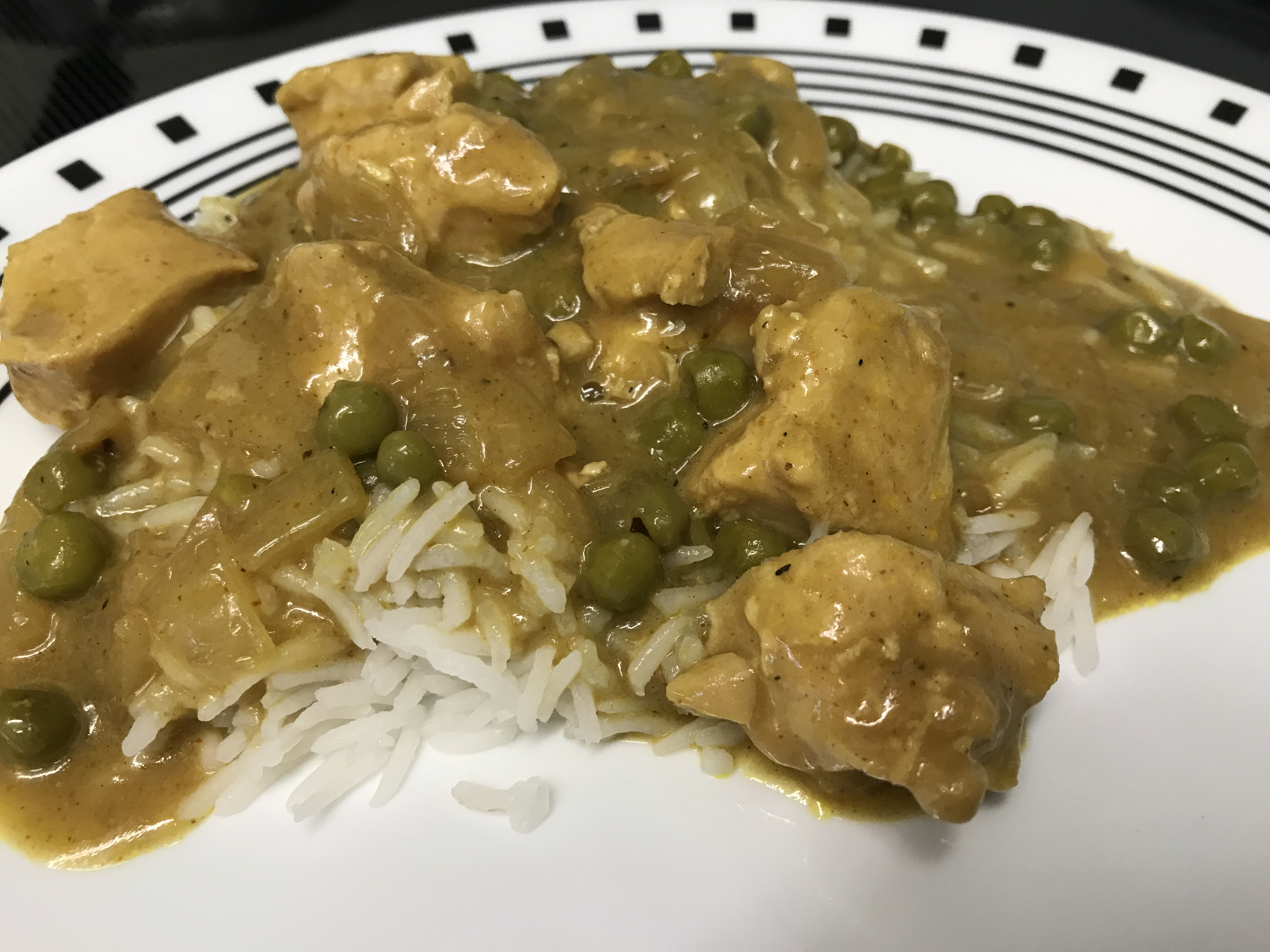 Keon's Slow Cooker Curry Chicken BrandonD