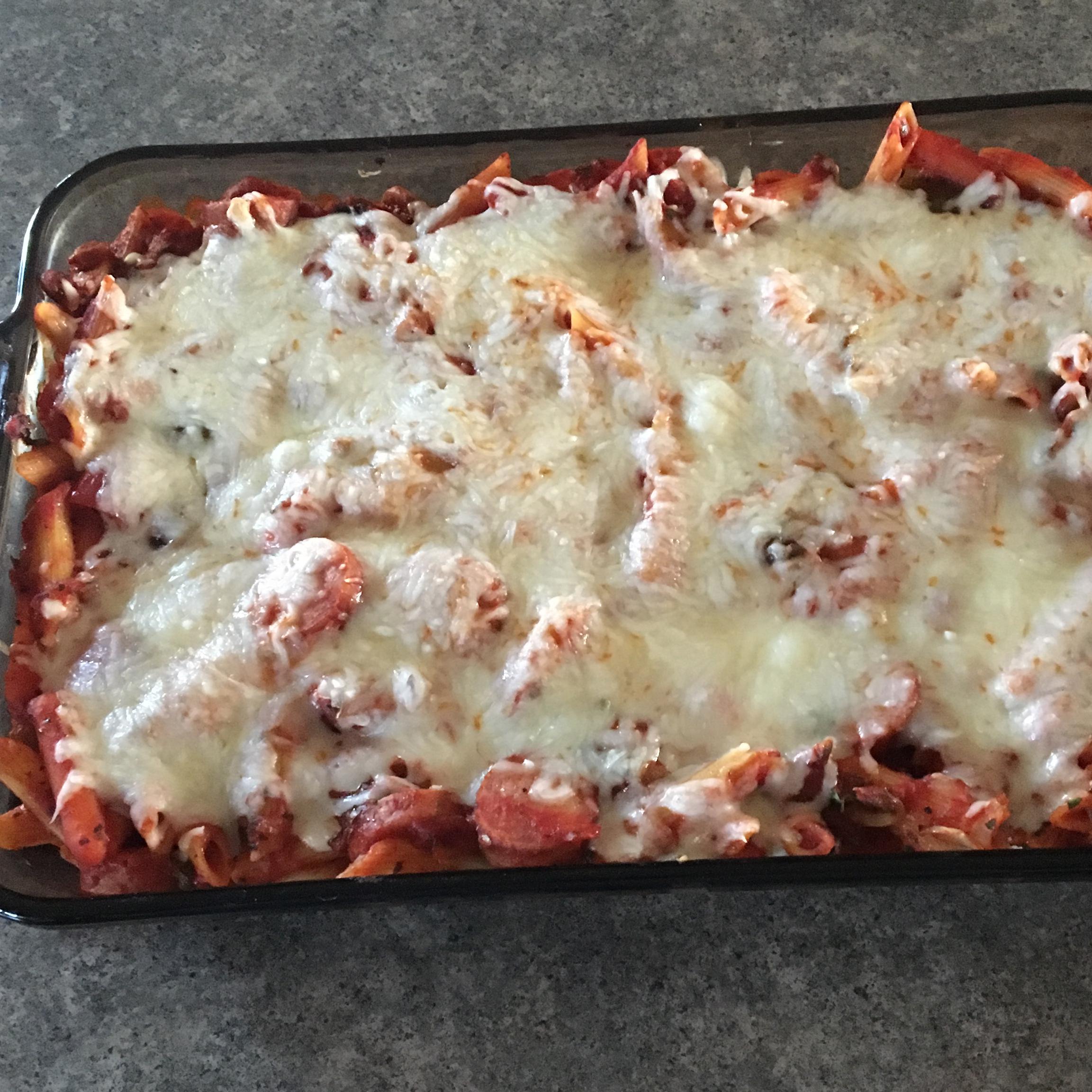 Contadina® Garden Vegetable Pasta Bake chris
