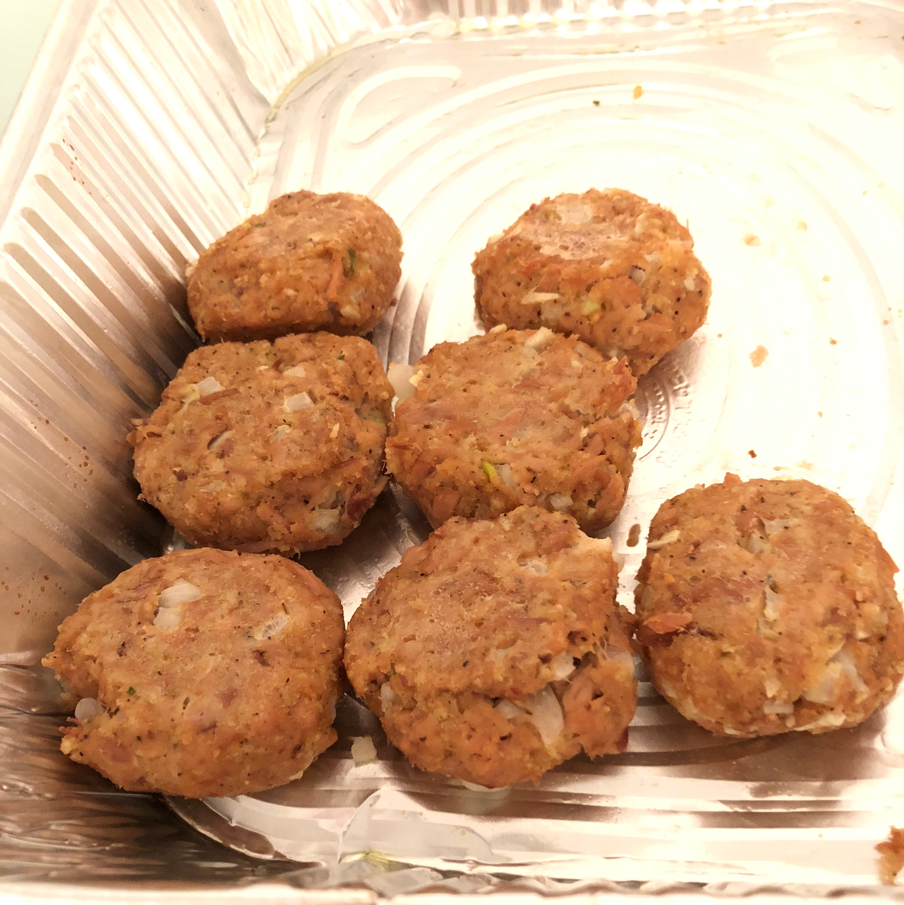 Quick and Savory Tuna Burgers chaya k