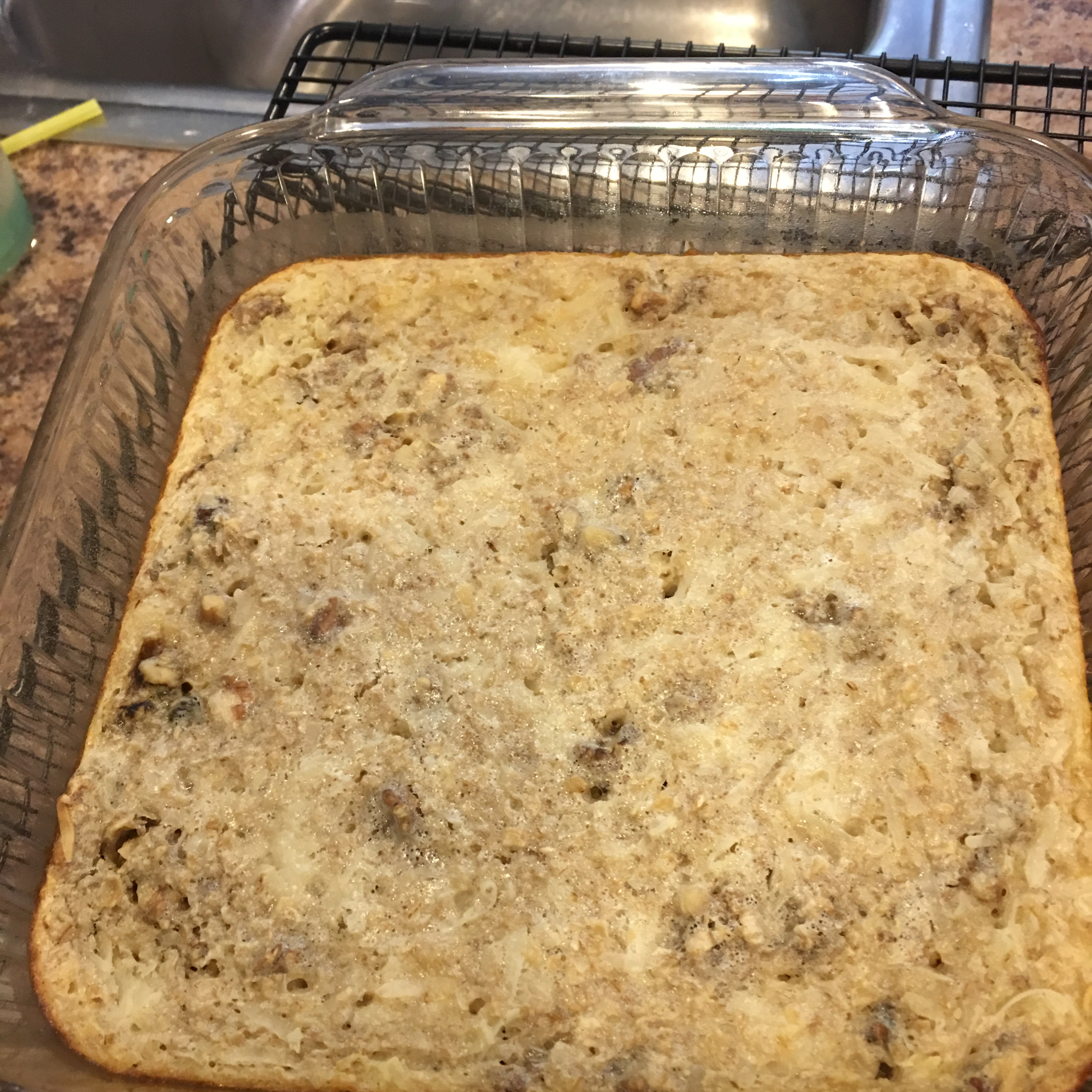 Bed and Breakfast Baked Oatmeal janice
