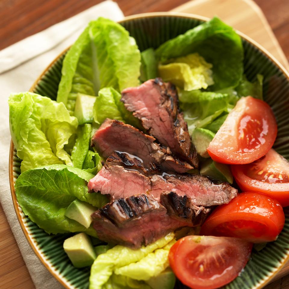 Fajita Beef Salad Trusted Brands