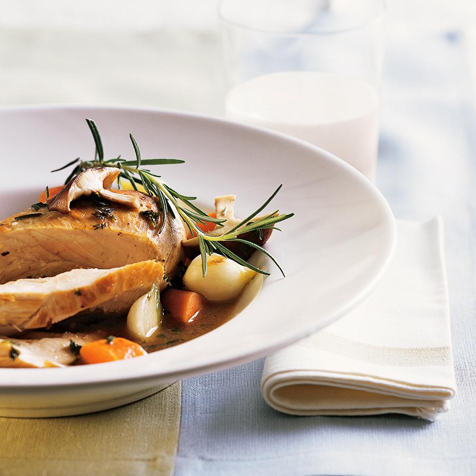 Chicken in Mushroom Sauce Diabetic Living Magazine