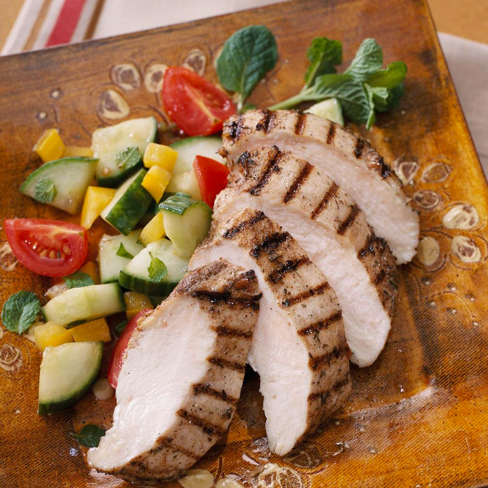 Jerk Chicken Breast Diabetic Living Magazine