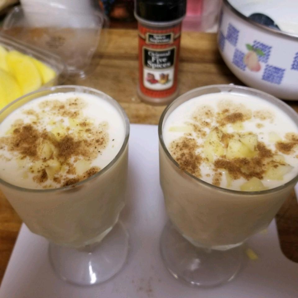 Coconut Milk Rice Pudding Leann Strait