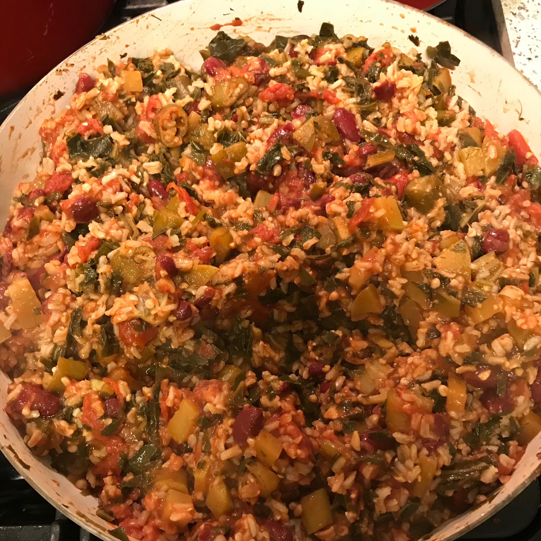 Vegan Caribbean Stew cynthia romero