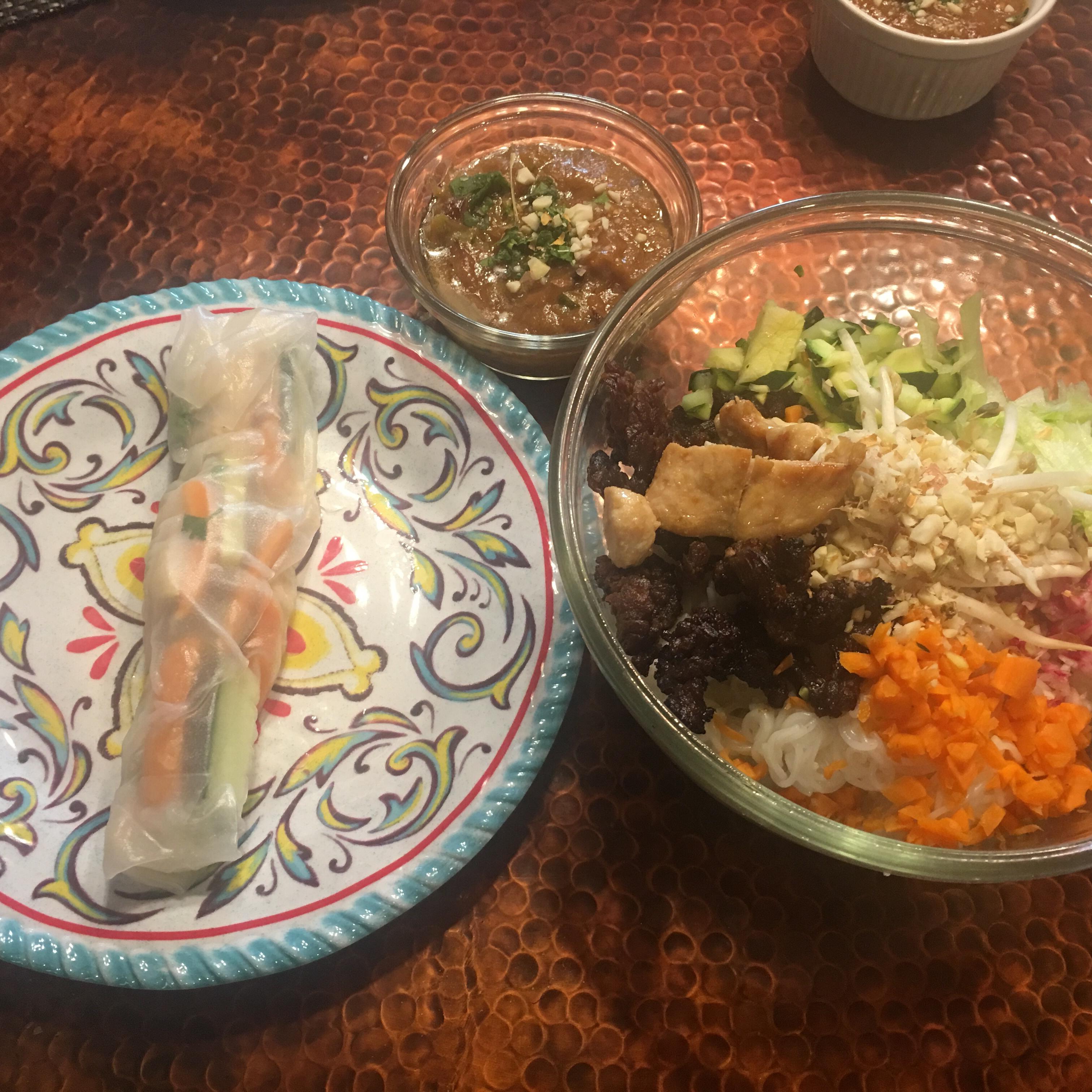 Vietnamese Grilled Lemongrass Chicken