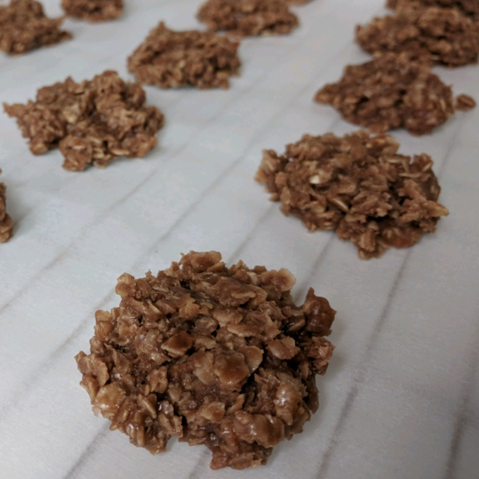 Instant Chocolate Oatmeal Cookies sgraef1982