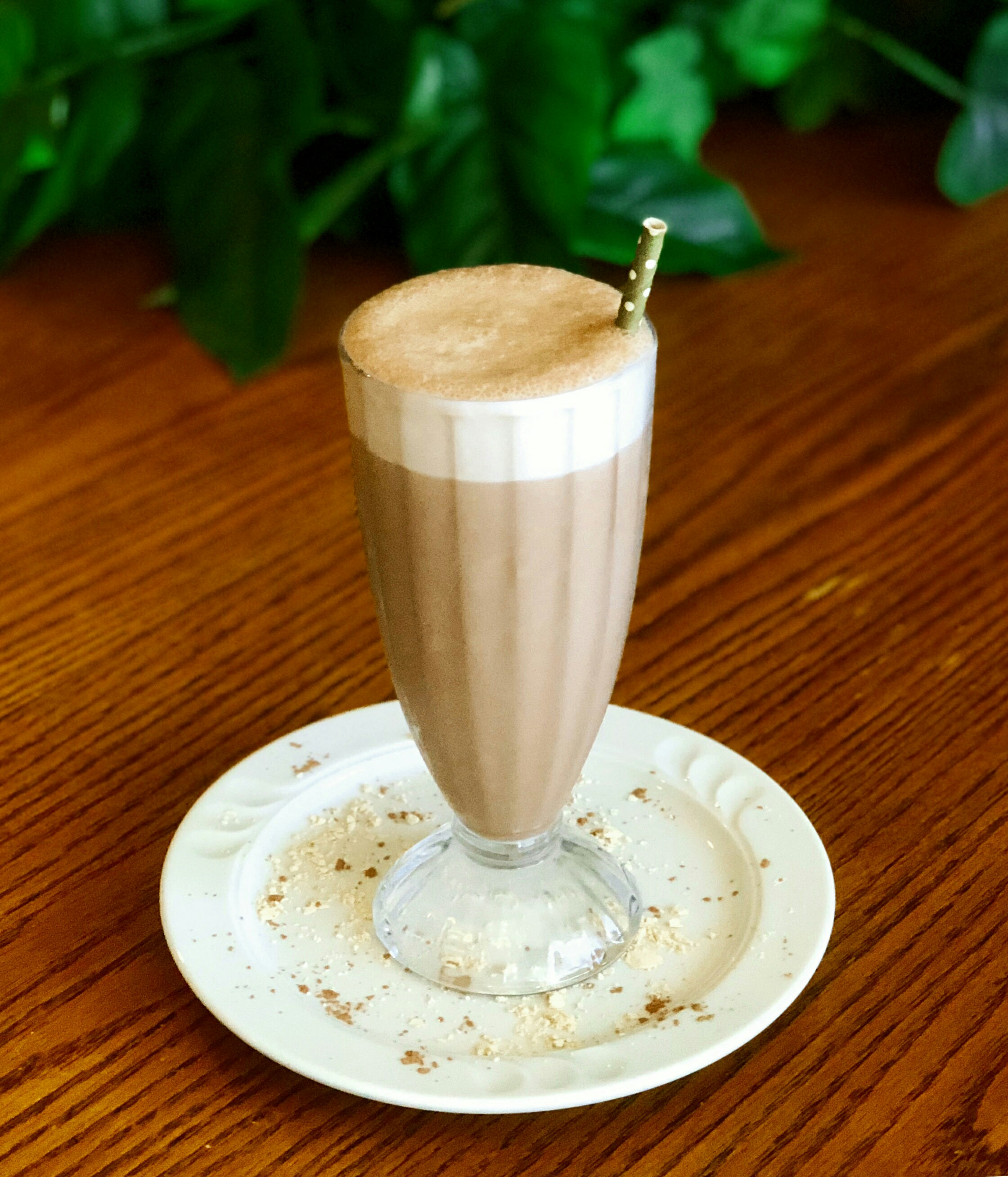 Carnation Breakfast Peanut Butter Cup Smoothie