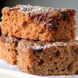 Applesauce Brownies I mominml