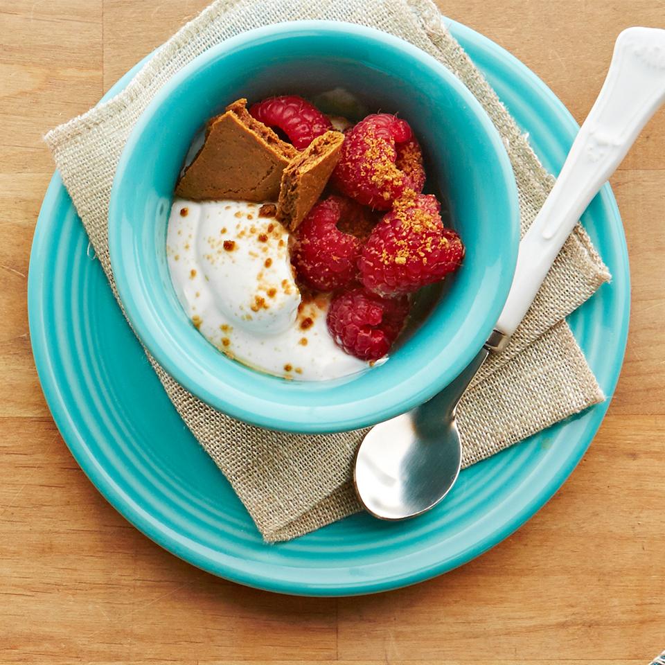 Ginger-Berry Dessert Trusted Brands