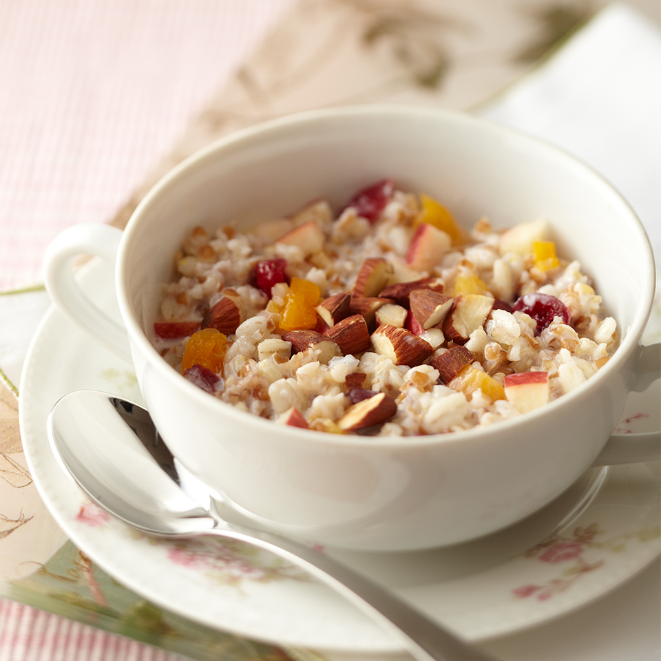 Mixed-Grain Muesli Diabetic Living Magazine