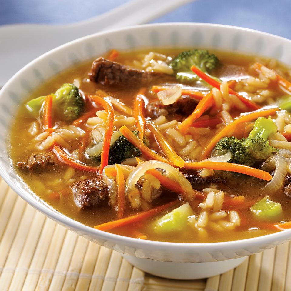 Teriyaki Beef Soup Trusted Brands