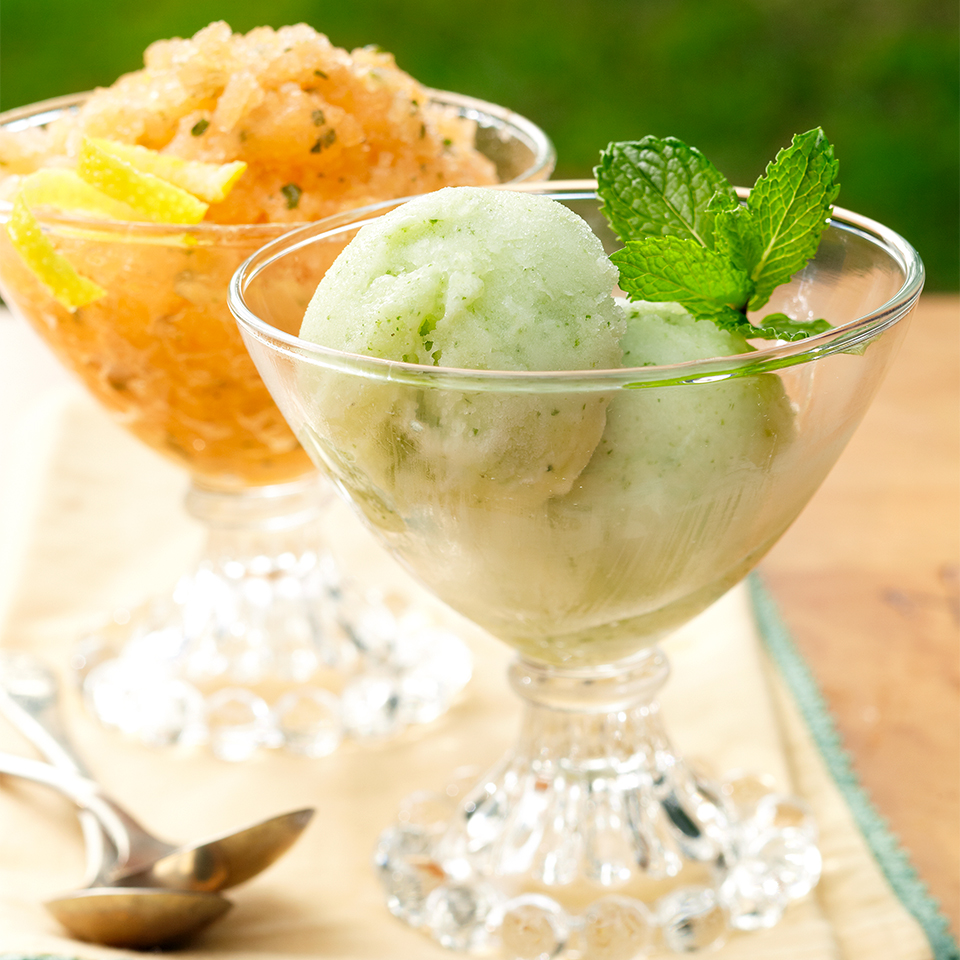 Honeydew-Mojito Sherbet Trusted Brands