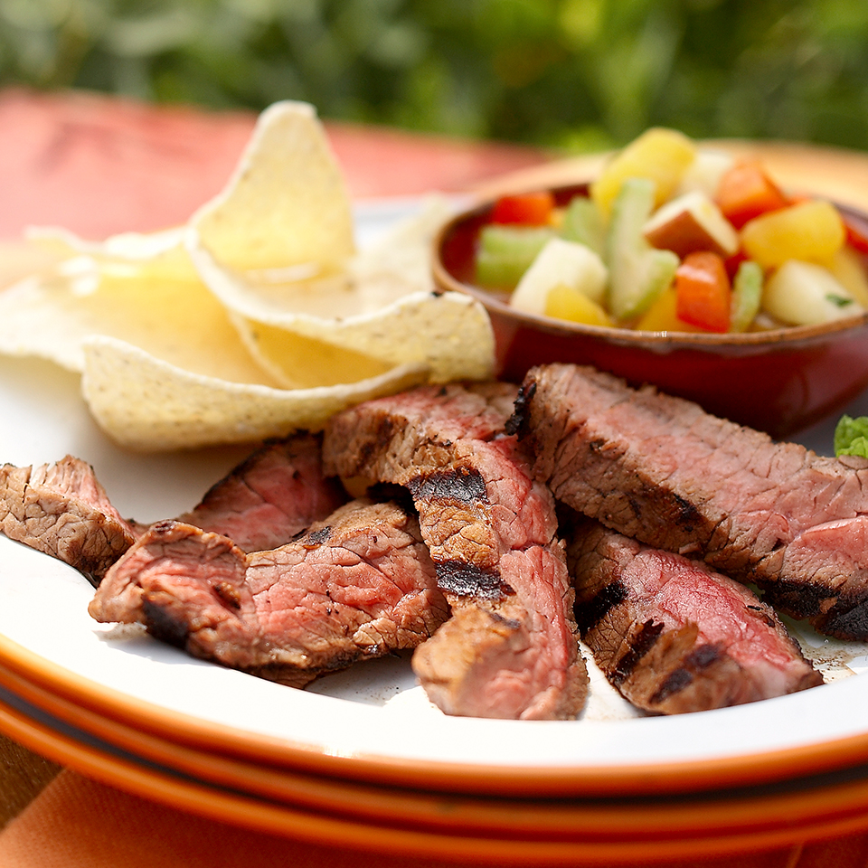 Tropical Fiesta Steak Trusted Brands