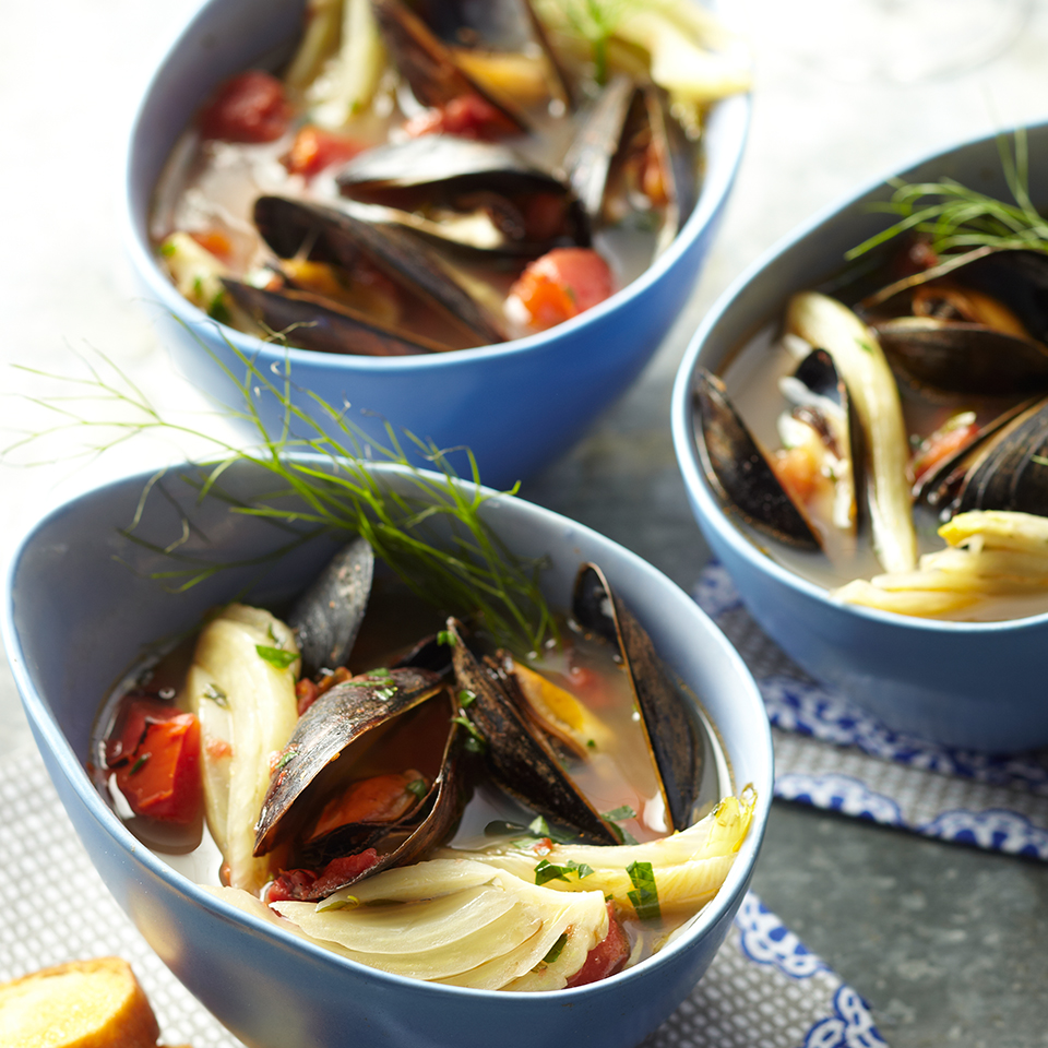 Italian Ale Mussels Diabetic Living Magazine