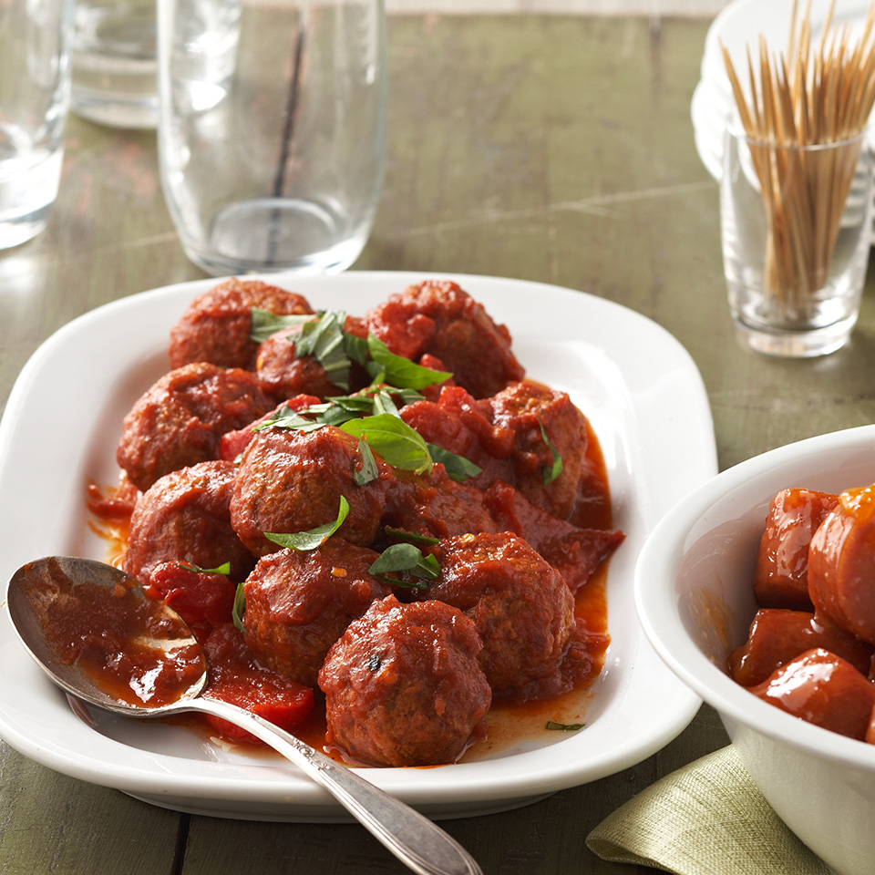 Italian Cocktail Meatballs Trusted Brands