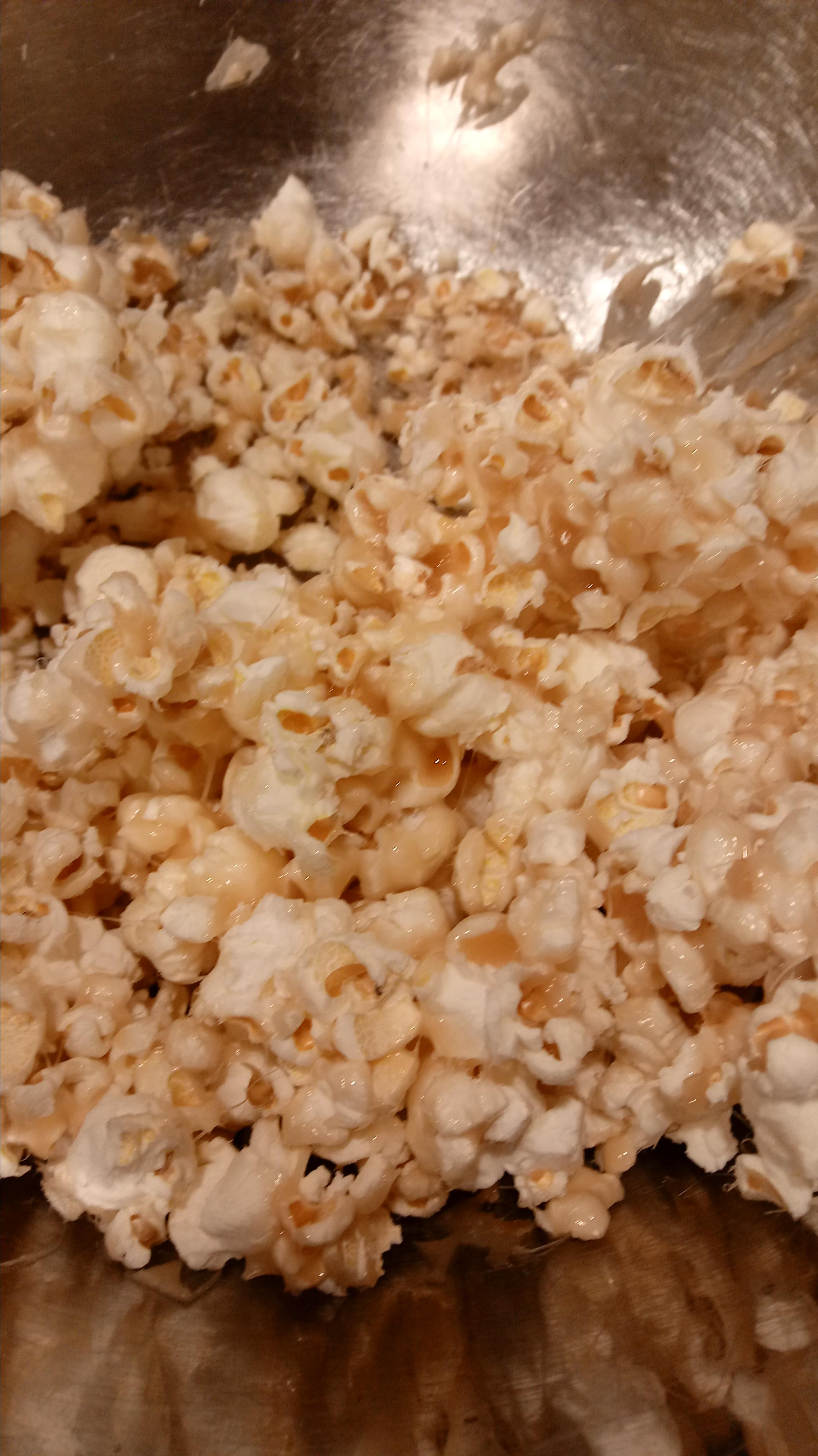 Butter Toffee Popcorn