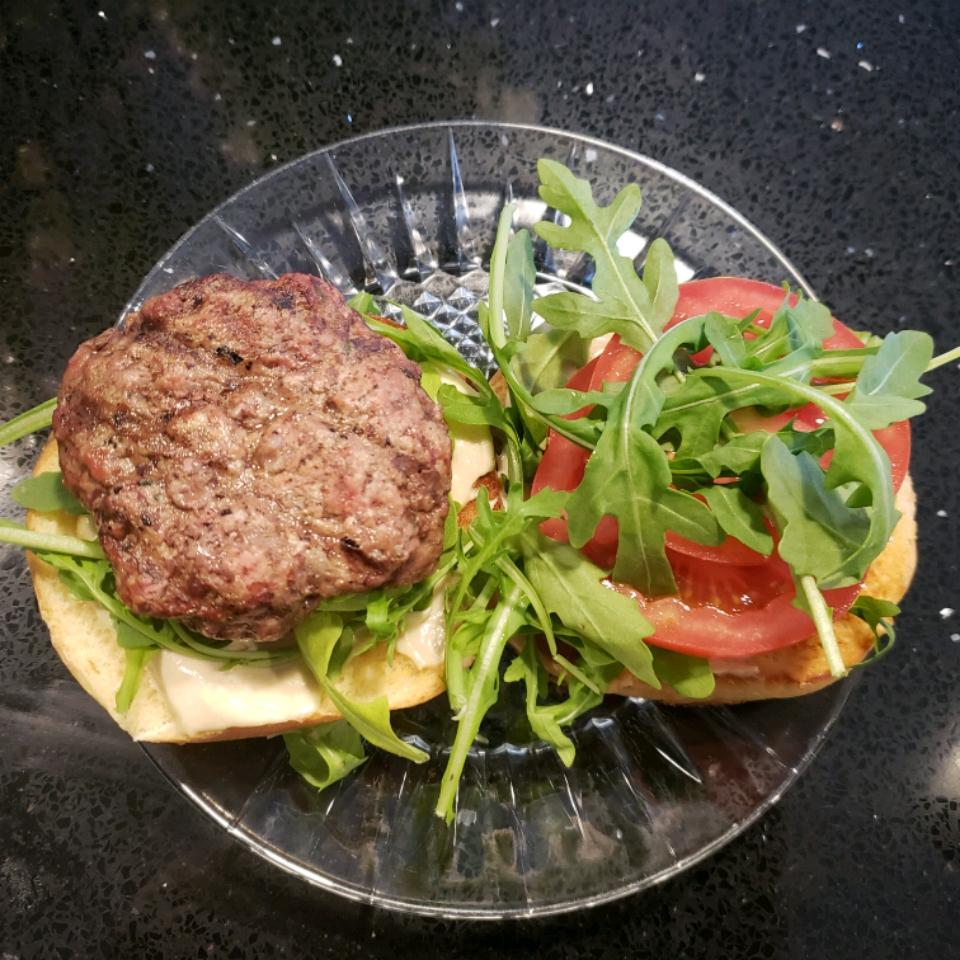 Lamb Burgers gakahn