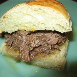 Original Homemade Italian Beef Diane Boggs Colbert