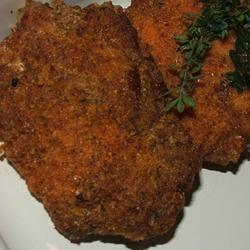 Crispy Baked Chicken Dmseck