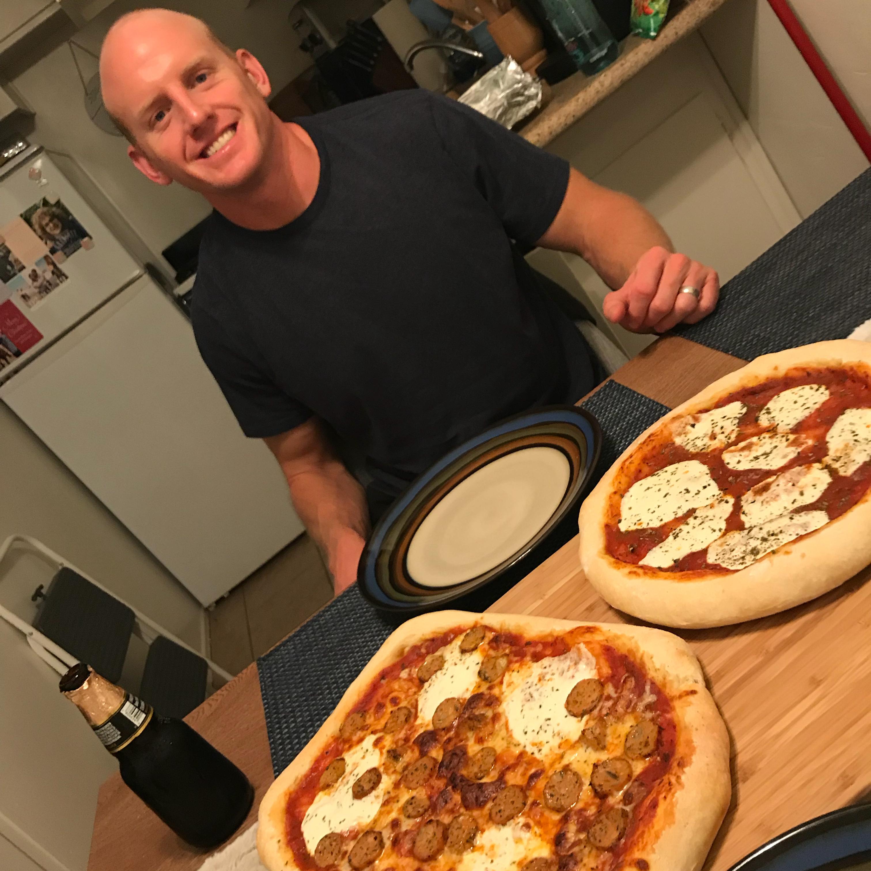 New York Italian Pizza Dough Estefania