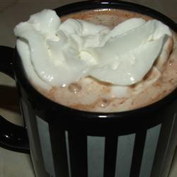 Mayan Hot Chocolate Dmseck