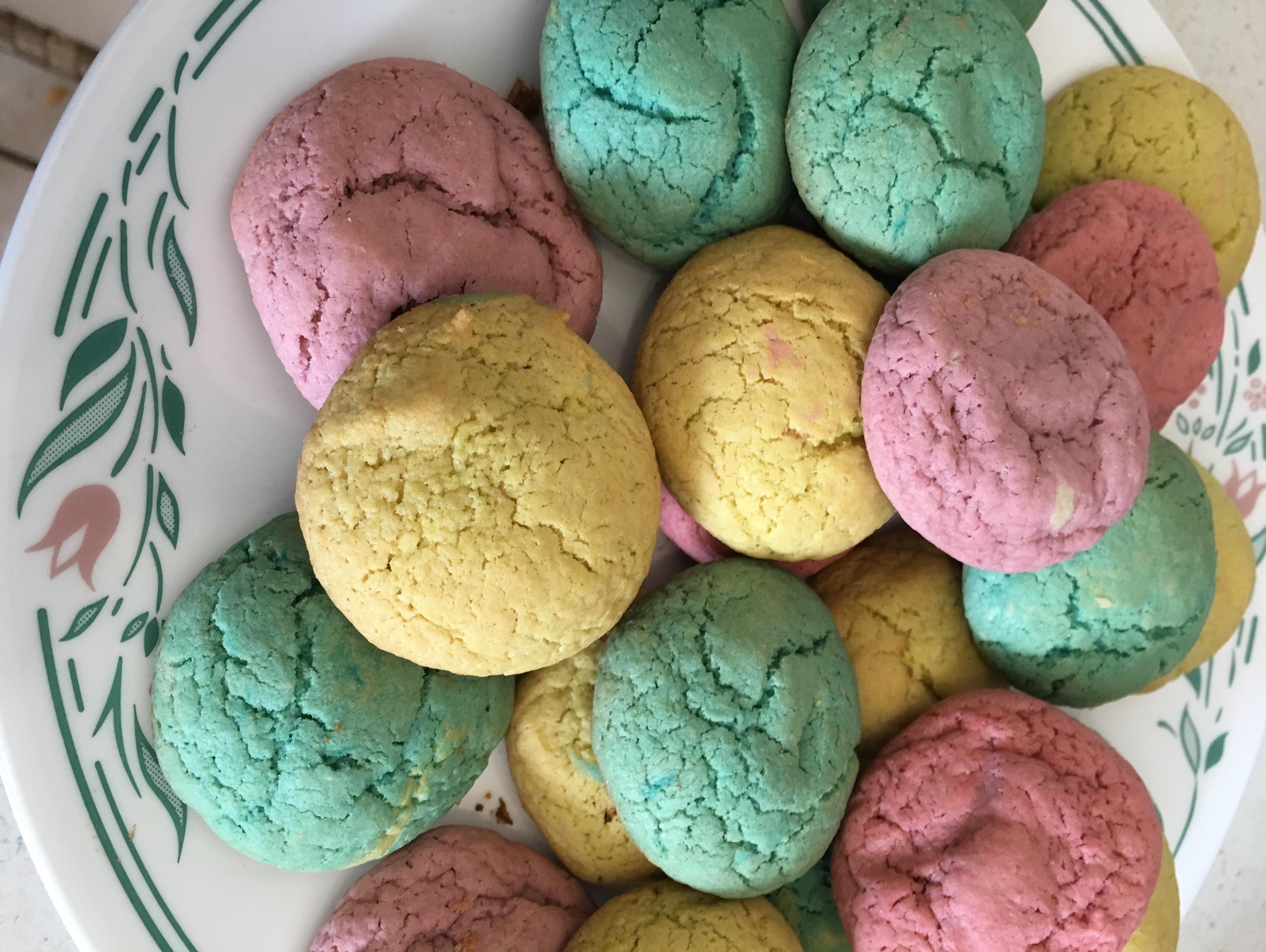 Room 157 Sugar Cookies Dawn Marengo