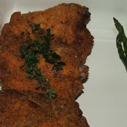Crispy Baked Chicken