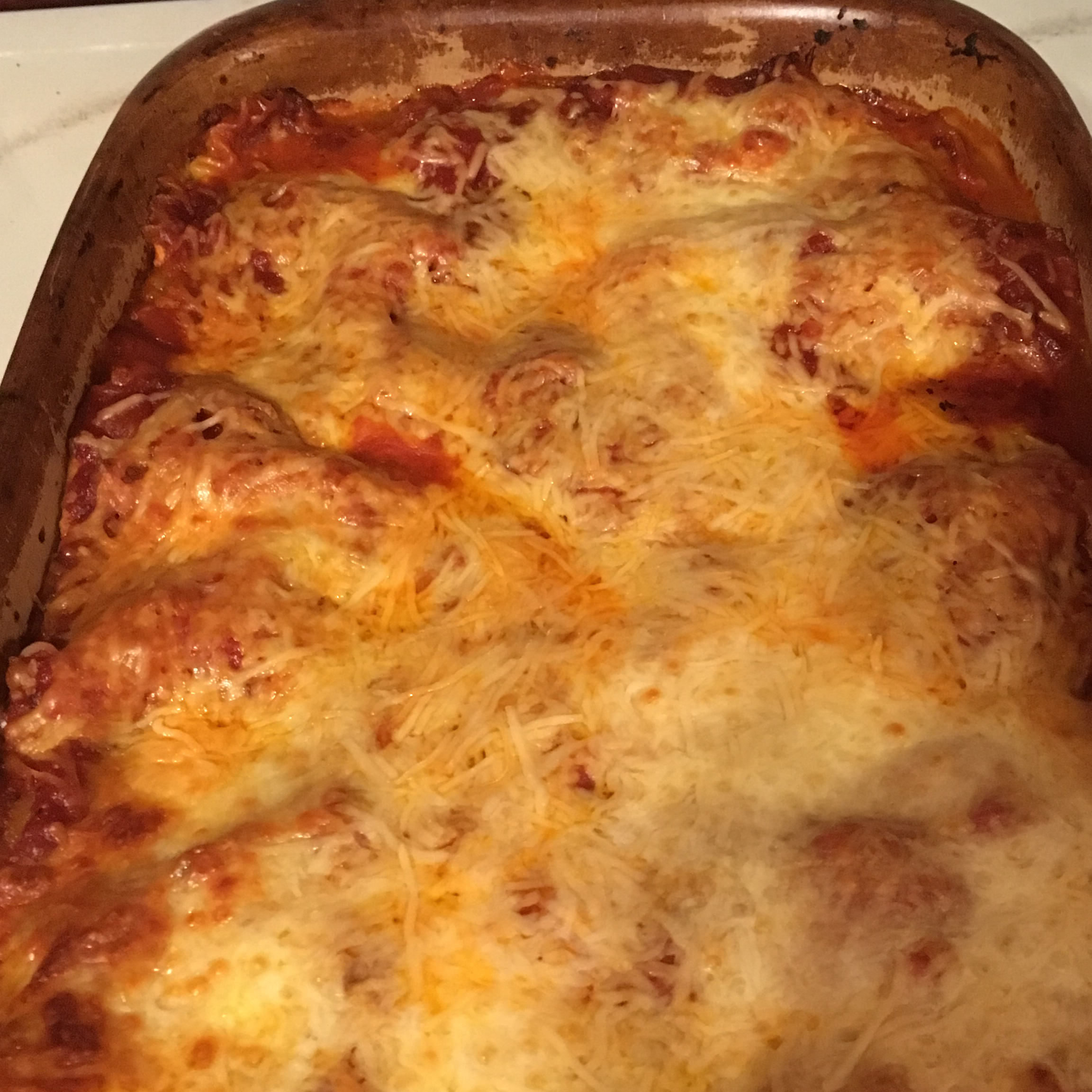 Simply Lasagna Mary Kay