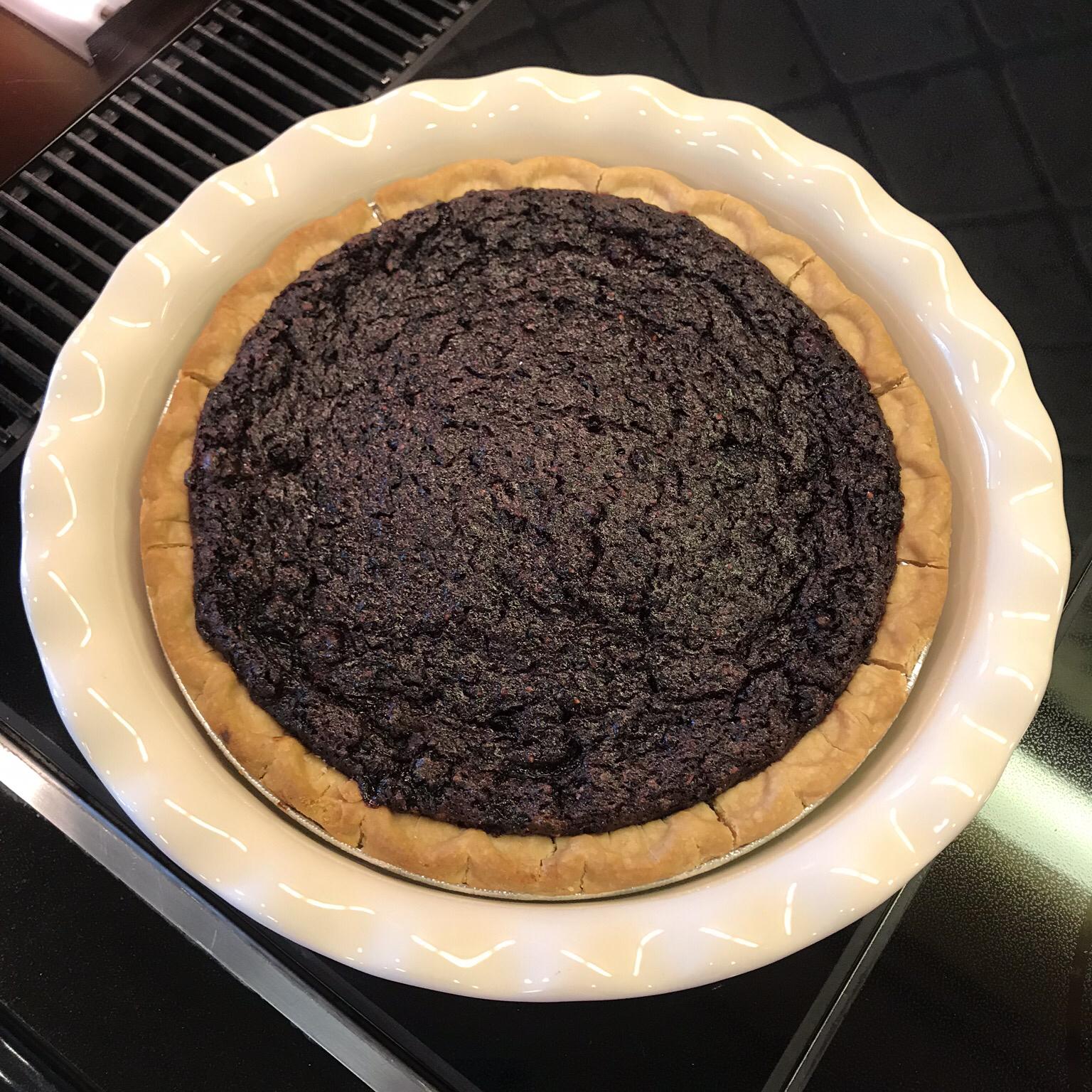 Blackberry Pie III Laura