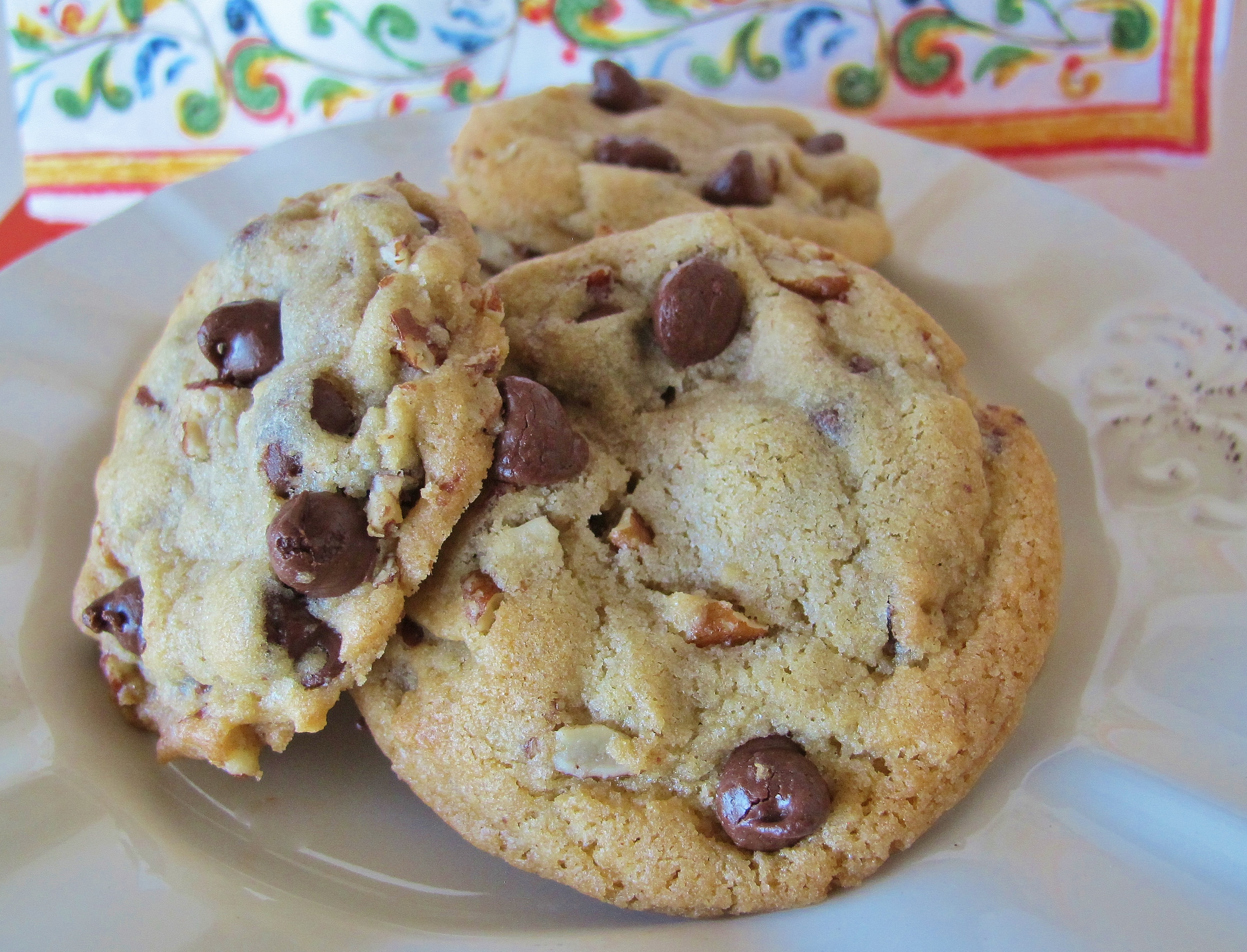 Vanilla Rich Chocolate Chip Cookies naples34102