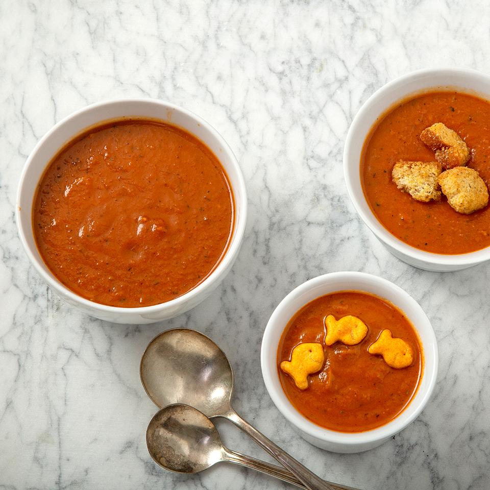 Breeze Creamy Tomato Soup