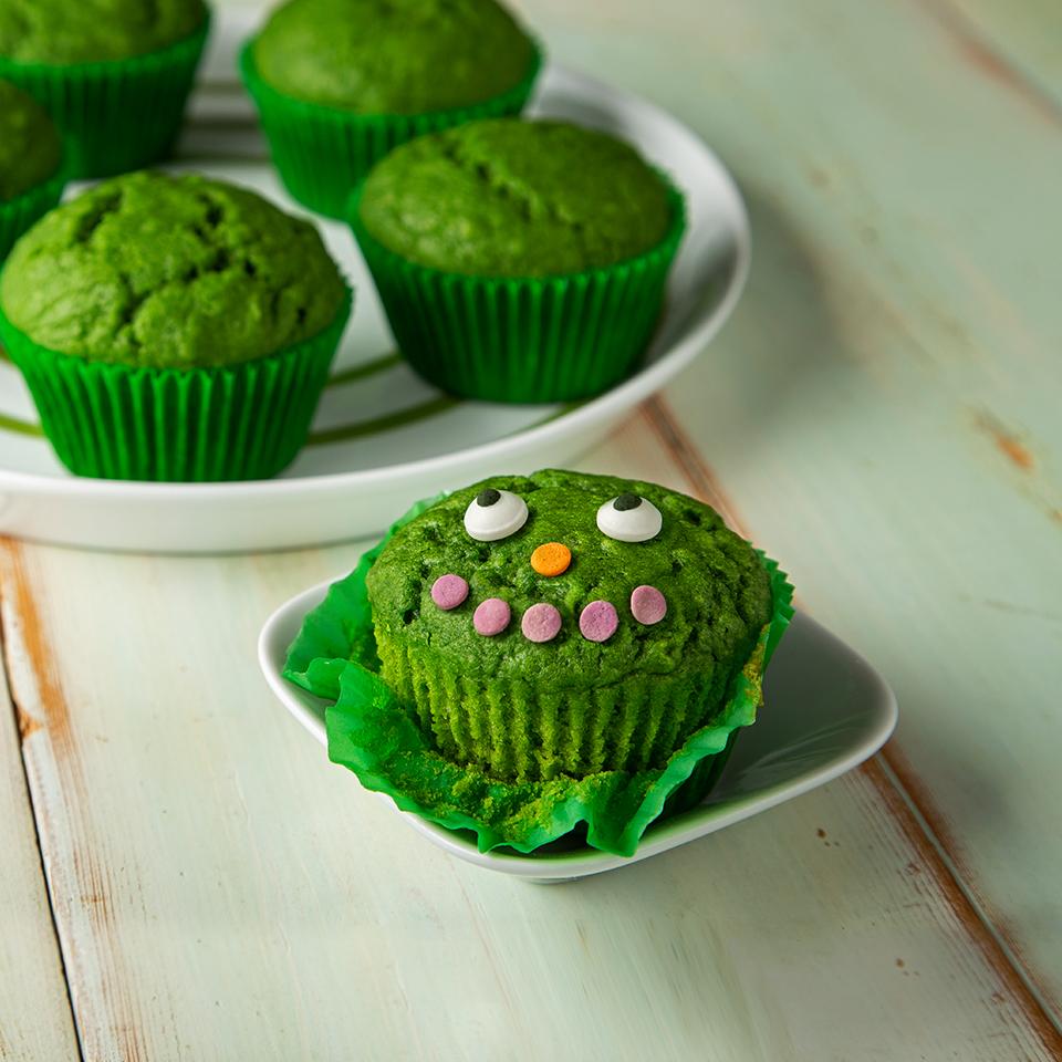 Green Power Muffins