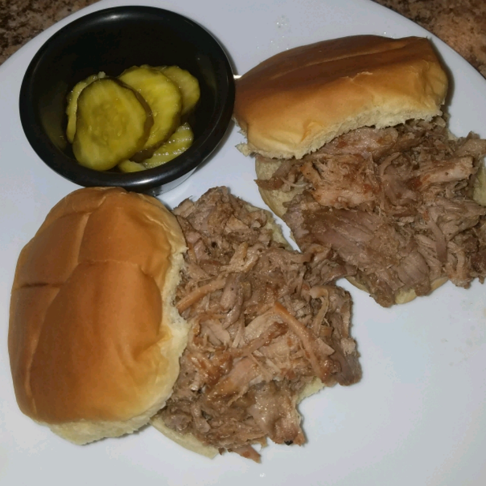 Simple Slow Cooker Pulled Pork Chad S. Mervine