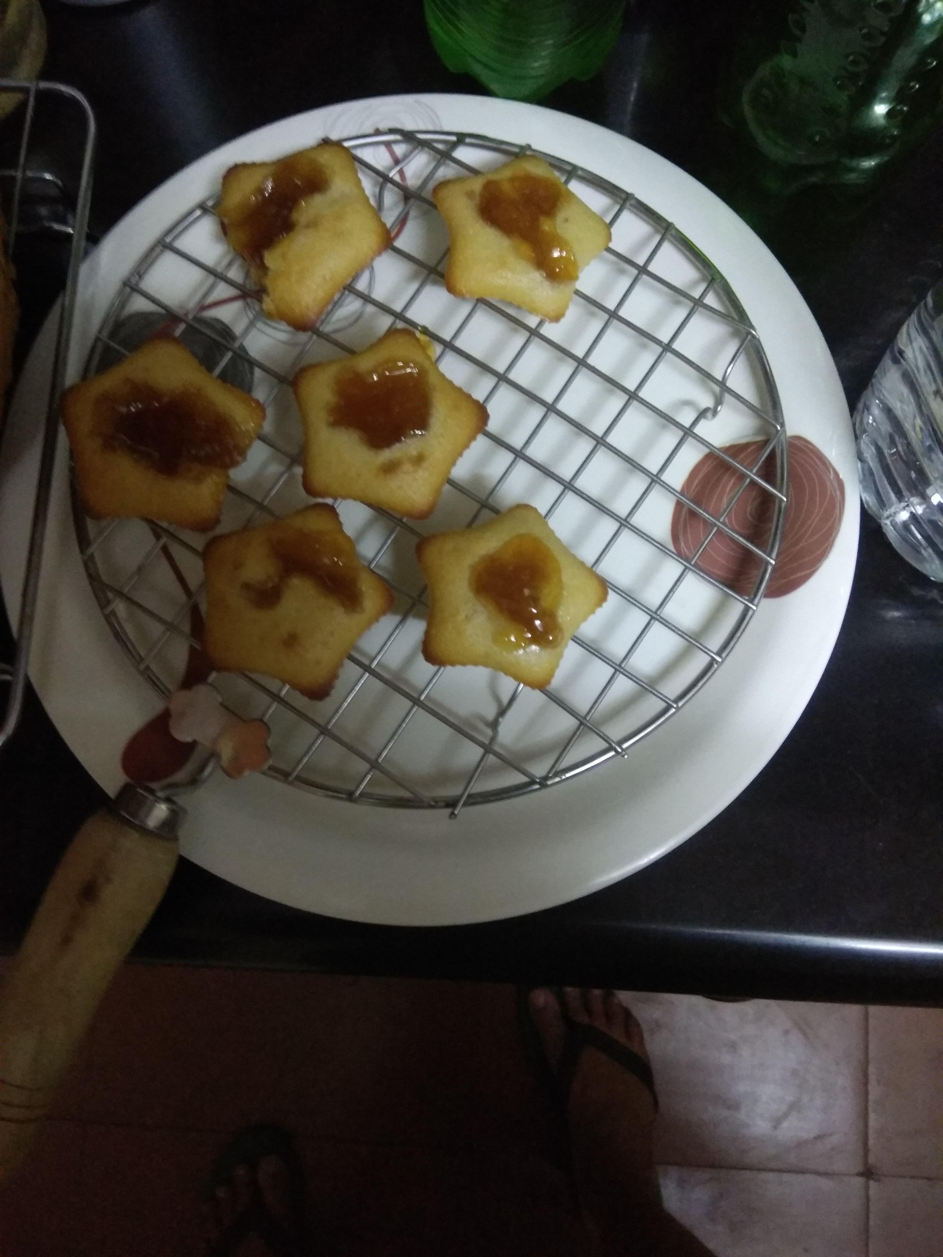 Easy Jam Muffins Gayatri