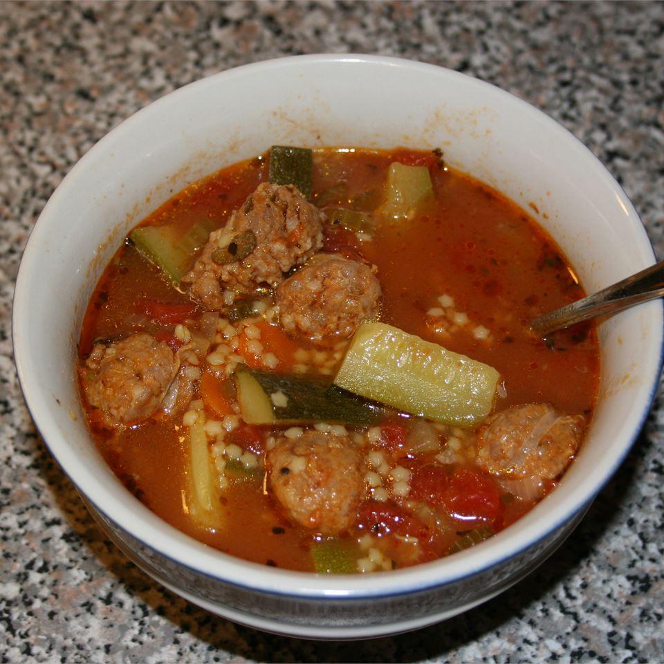 Tim's Sausage Stew