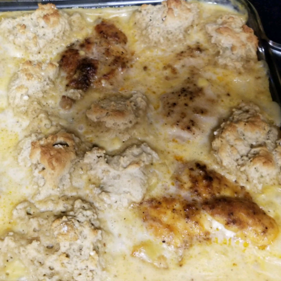 Chicken with Herb Dumplings Maria