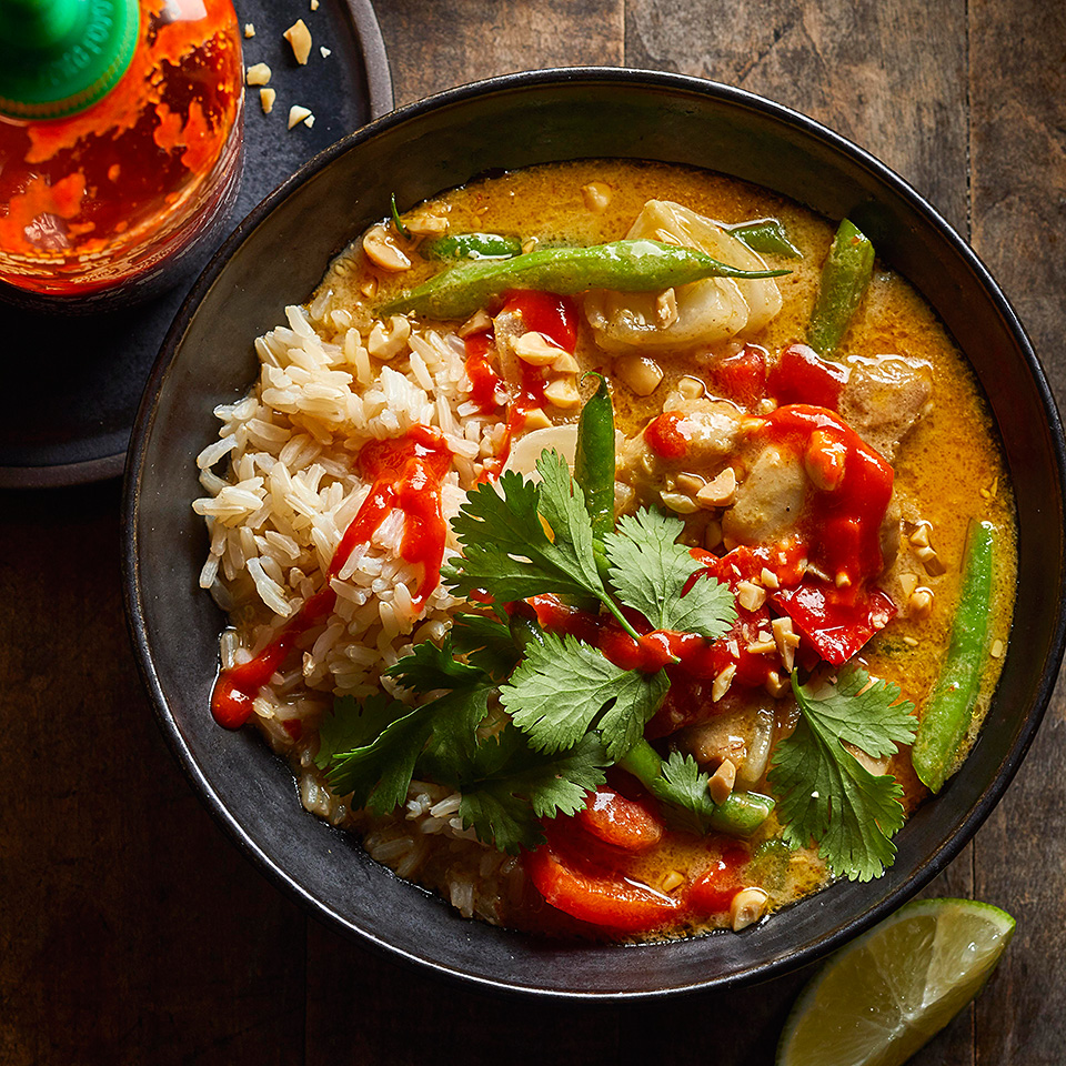 Thai Yellow Chicken Thigh Curry Trusted Brands