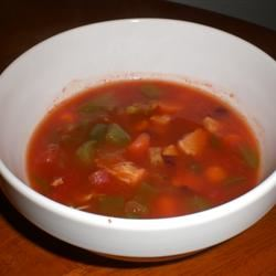 Hobart's Chicken and Red Bean Soup kellieann