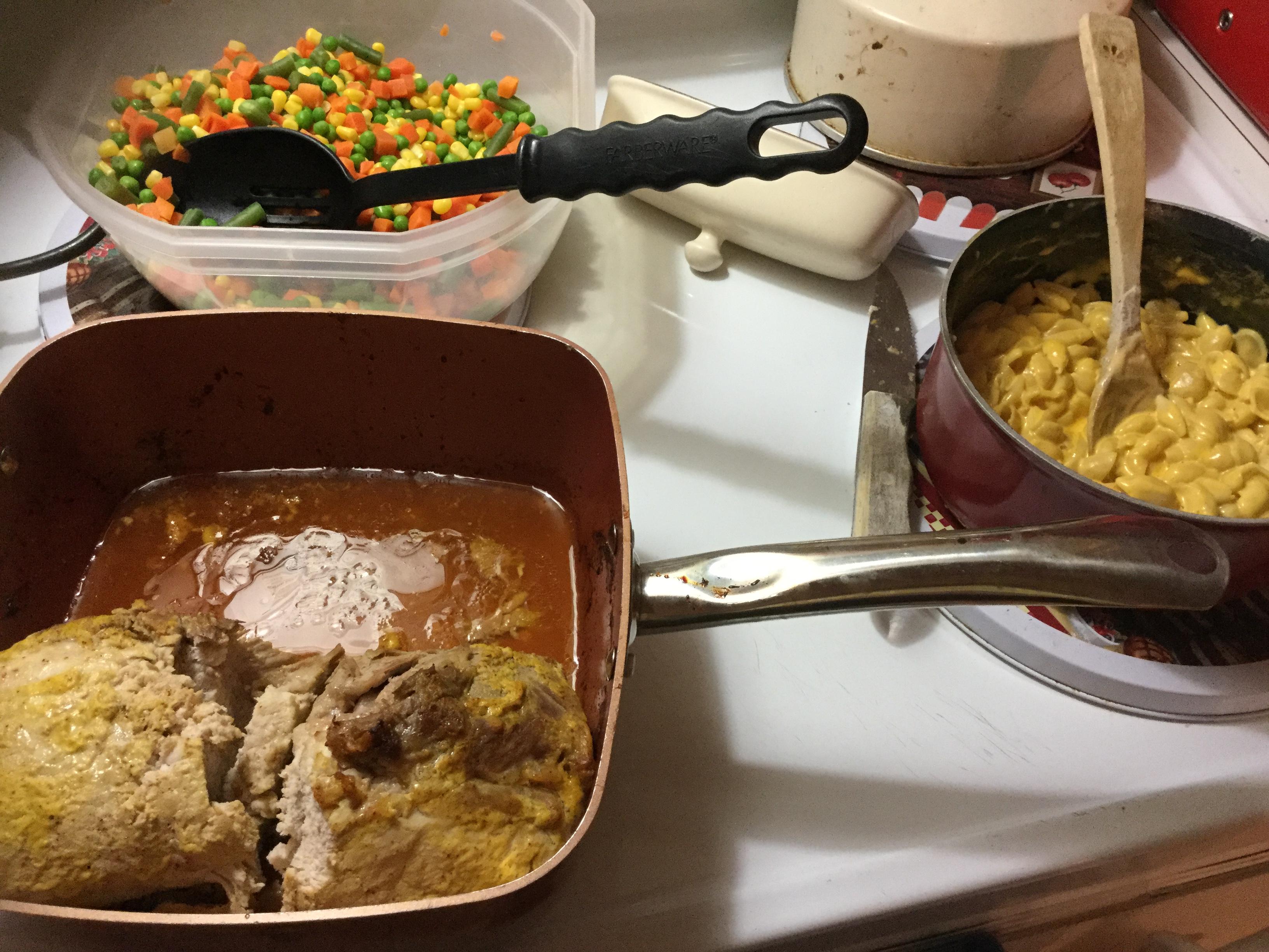 Tangy Grilled Pork Tenderloin Denise Izmerian
