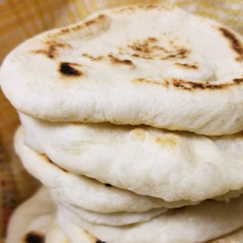 Chef John S Pita Bread Allrecipes