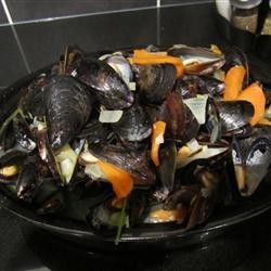 Savory Mussels newey