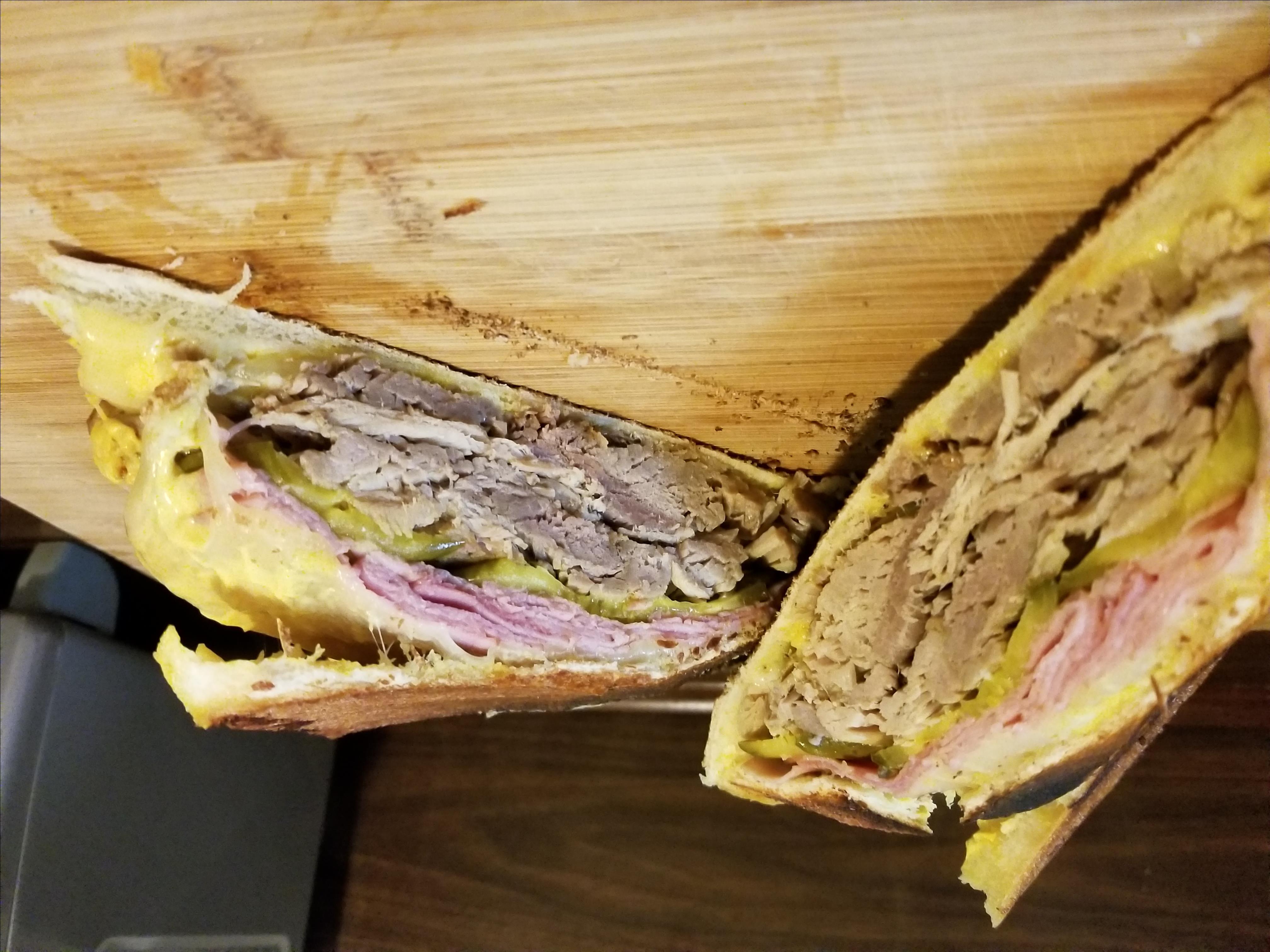 Chef John's Cuban Sandwich Mariana Nava