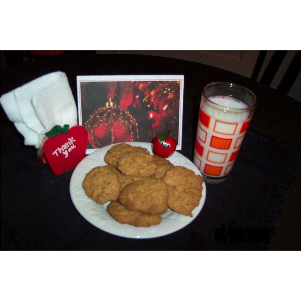 Vanishing Oatmeal Cookies MsBellinda