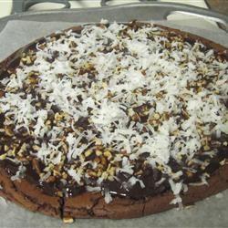 Chocolate Pizza wader